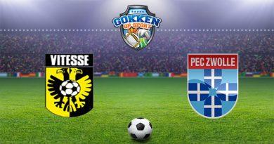 Vitesse – PEC Zwolle