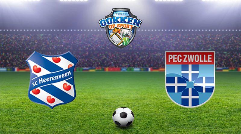 Heerenveen – PEC Zwolle