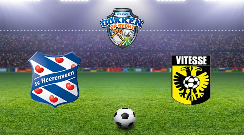 Heerenveen – Vitesse voorspelling