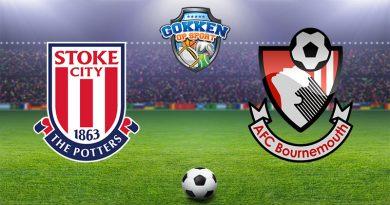 Stoke City – Bournemouth