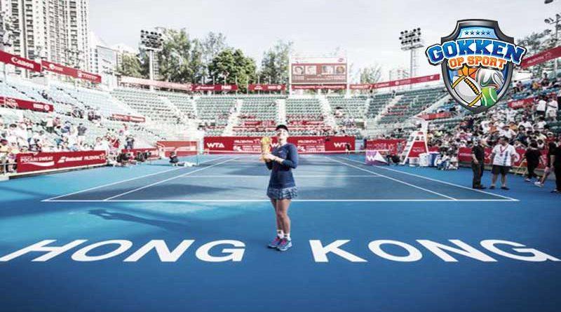 WTA Hong Kong 2017