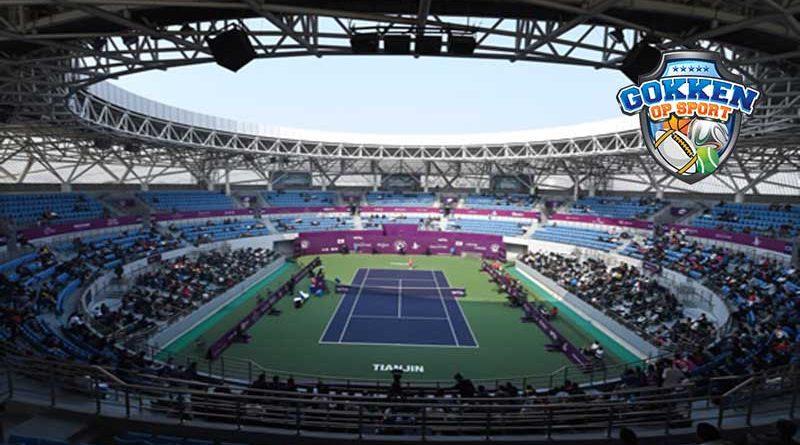 WTA Tianjin 2017