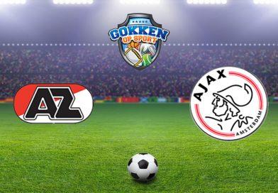 AZ – Ajax voorspelling
