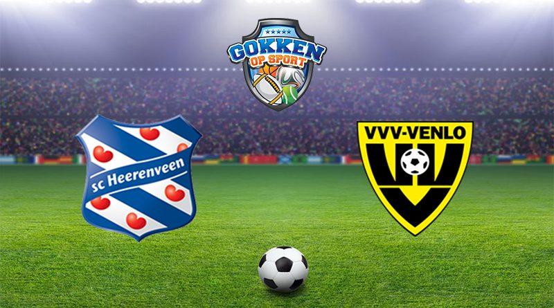 Heerenveen – VVV Venlo