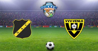 NAC Breda – VVV Venlo