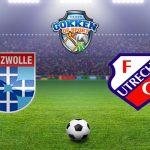 PEC Zwolle – Utrecht