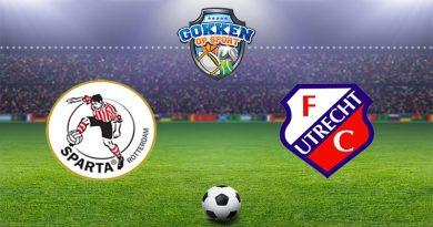 Sparta – FC Utrecht