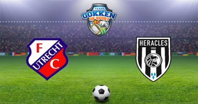 FC Utrecht - Heracles