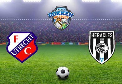 FC Utrecht – Heracles voorspelling