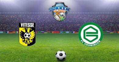 Vitesse – FC Groningen