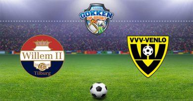 Willem II – VVV Venlo