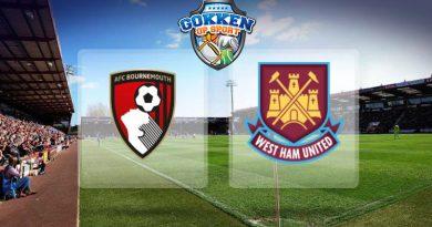 Bournemouth – West Ham United
