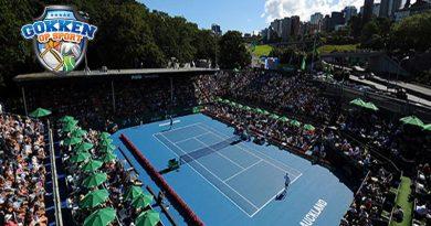 ATP Auckland 2018