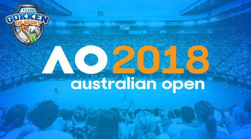 Australian Open 2018 vrouwen