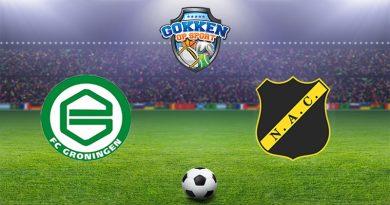 FC Groningen – NAC