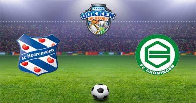Heerenveen – FC Groningen