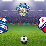 Heerenveen – FC Utrecht