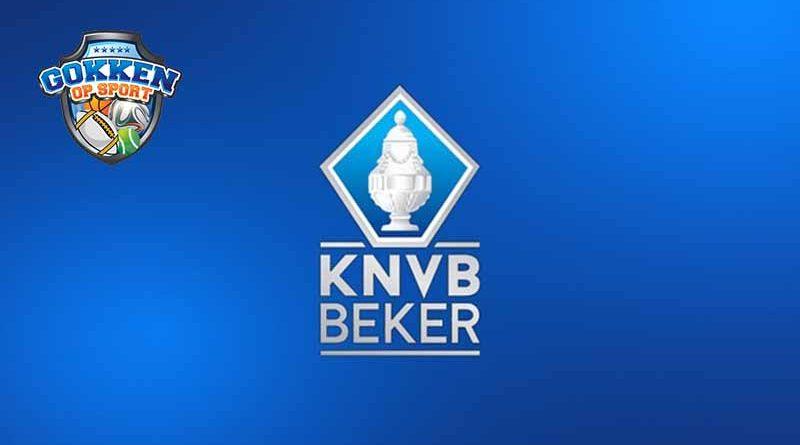 Feyenoord – PSV kwartfinale KNVB Beker