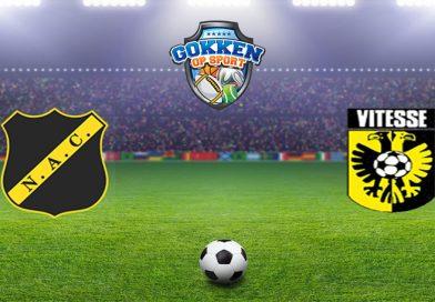 NAC Breda – Vitesse voorspelling