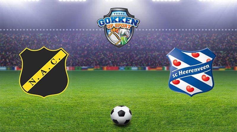 NAC Breda – Heerenveen