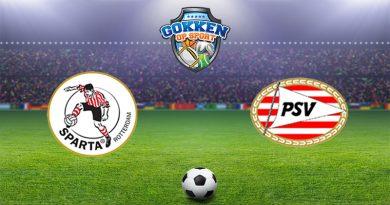 Sparta – PSV