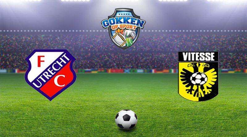 FC Utrecht – Vitesse