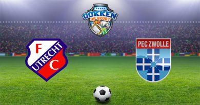 FC Utrecht – PEC Zwolle