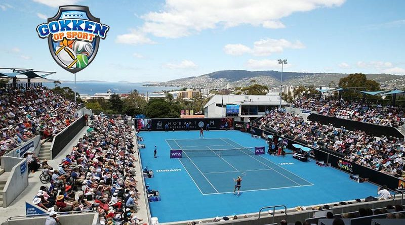 WTA Hobart 2018