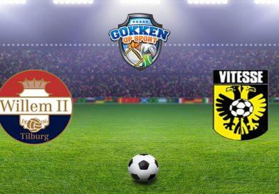 Willem II – Vitesse voorspelling