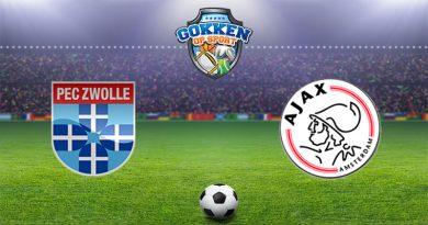 PEC Zwolle – Ajax