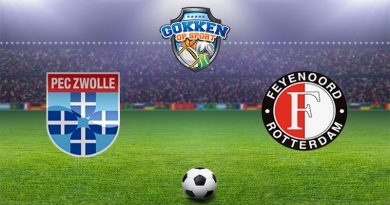PEC Zwolle – Feyenoord