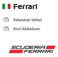 Formule1 seizoen 2018