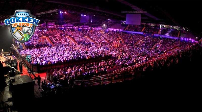 Premier League Darts 2018 speelronde 3