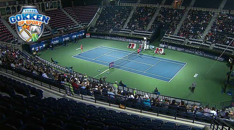 WTA Dubai 2018