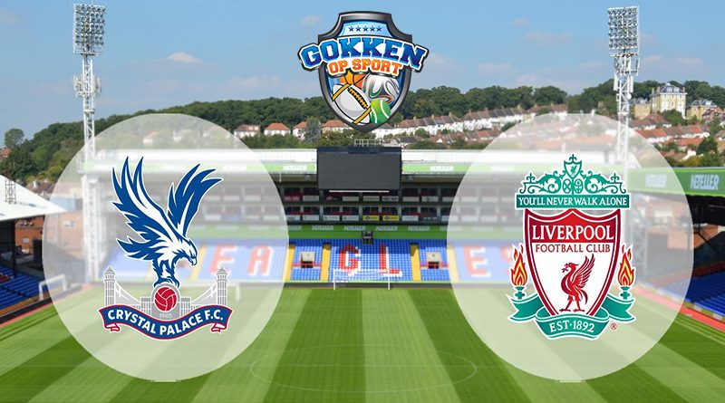 Crystal palace – Liverpool