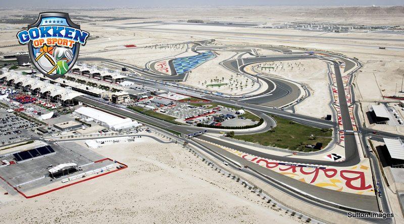 Grand Prix Bahrein 2018