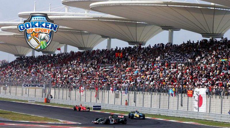 Grand Prix China 2018