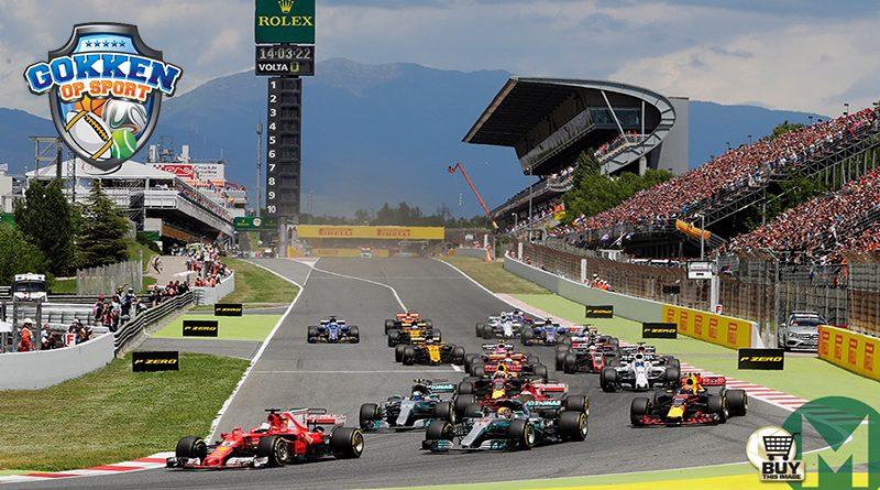 Grand Prix Spanje 2018