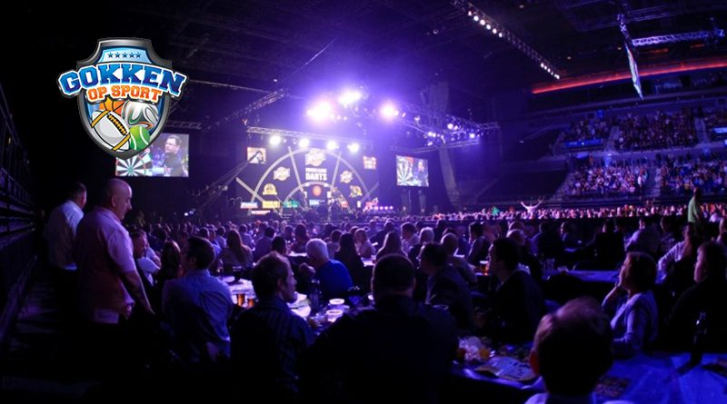 Premier League Darts 2018 speelronde 10