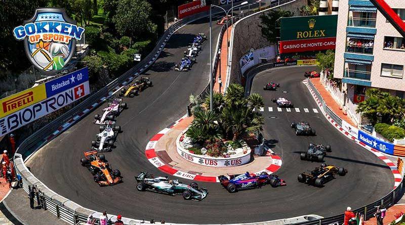 Grand Prix Monaco 2018