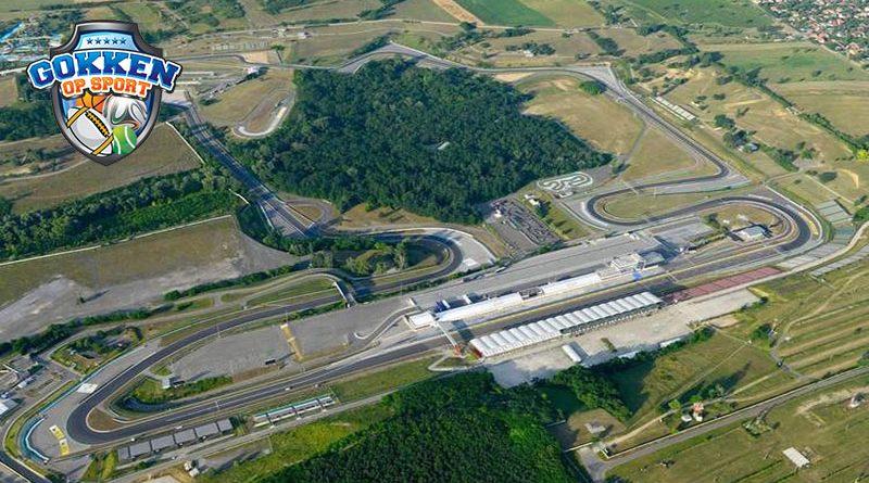 Grand Prix Hongarije 2018