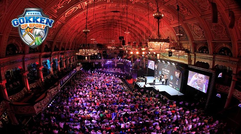 Darts World Matchplay 2018