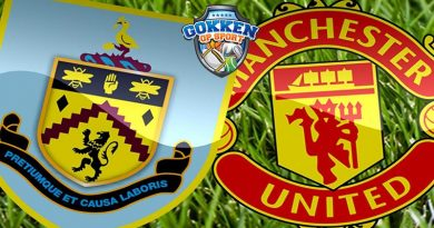 Burnley – Manchester United