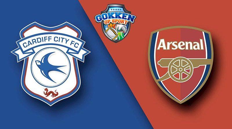 Cardiff City – Arsenal