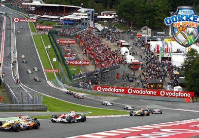 Grand Prix België 2018 voorbeschouwing