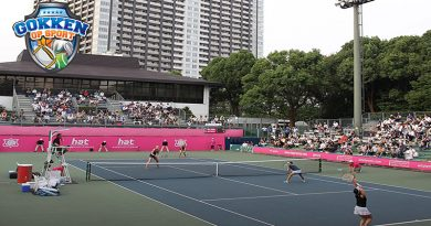 WTA Hiroshima 2018