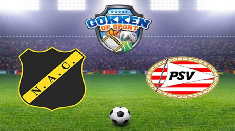 NAC Breda – PSV