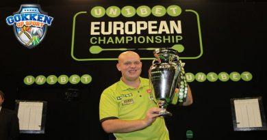 Europees Kampioenschap Darts 2018