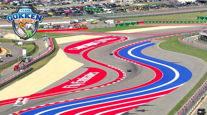 Grand Prix Verenigde Staten 2018