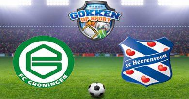 FC Groningen – Heerenveen